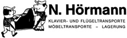 Logo Hoermann Klaviertransporte
